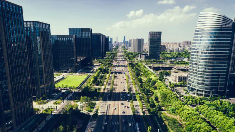 Agua y espacios verdes, claves para una ciudad resiliente