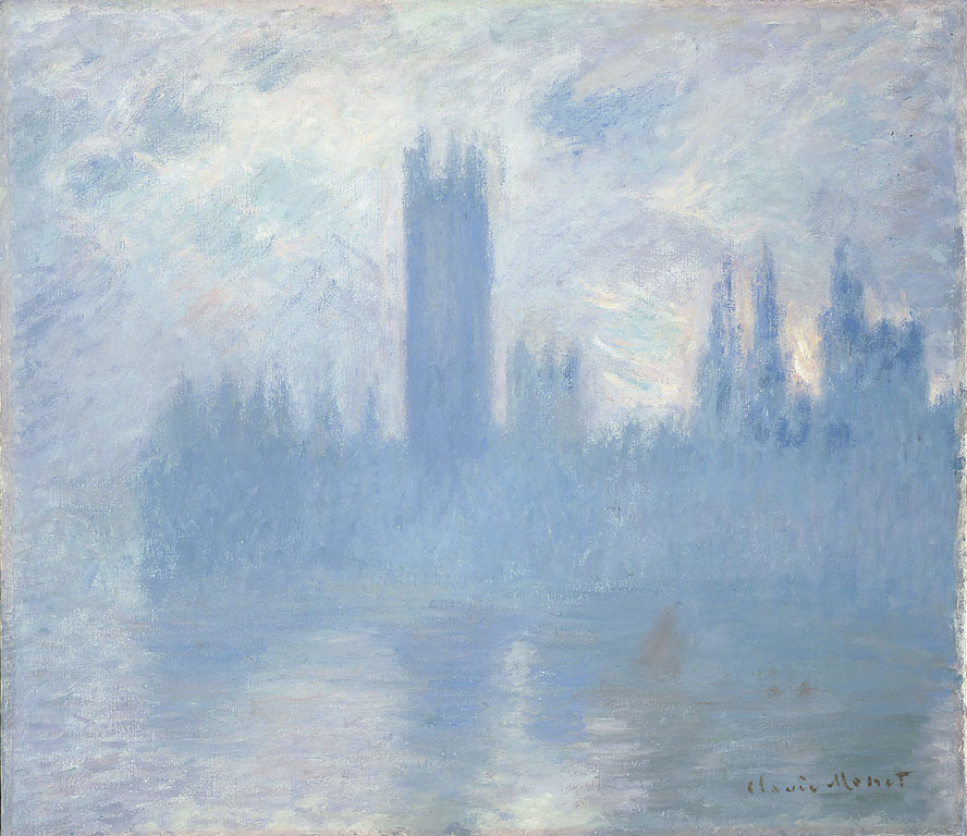 Claude_Monet, 'Houses_of_Parliament'