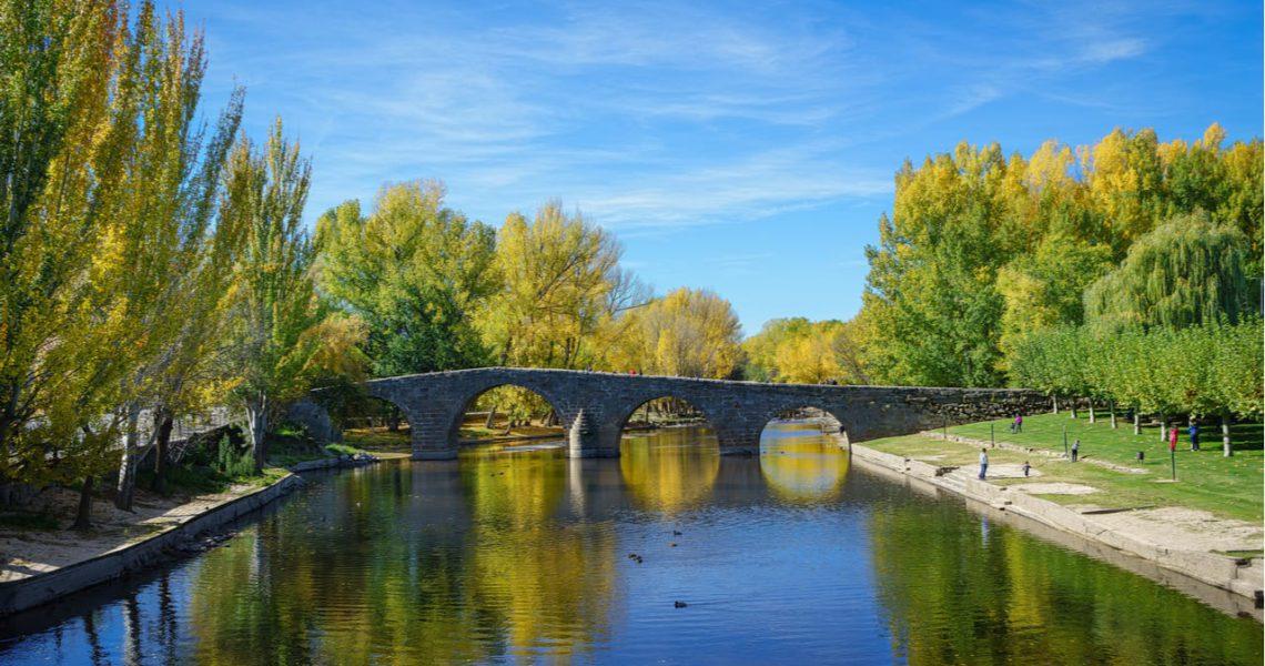 Inauguran en Ávila una ruta didáctica para aprender sobre las riadas