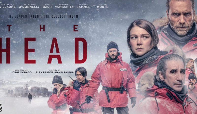 The Head, un thriller ambientado en la eterna noche antártica