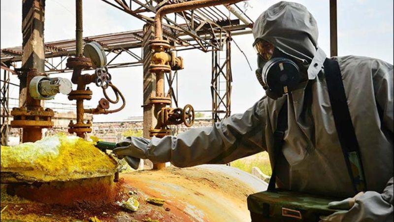 Tropas rusas inician la descontaminación del 'Chernóbil siberiano'
