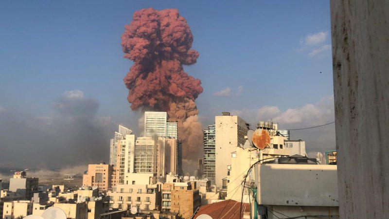 El nitrato de amonio está detrás de la explosión de Beirut (Líbano)