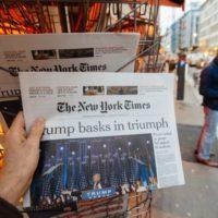 La gran burbuja mediática de EEUU