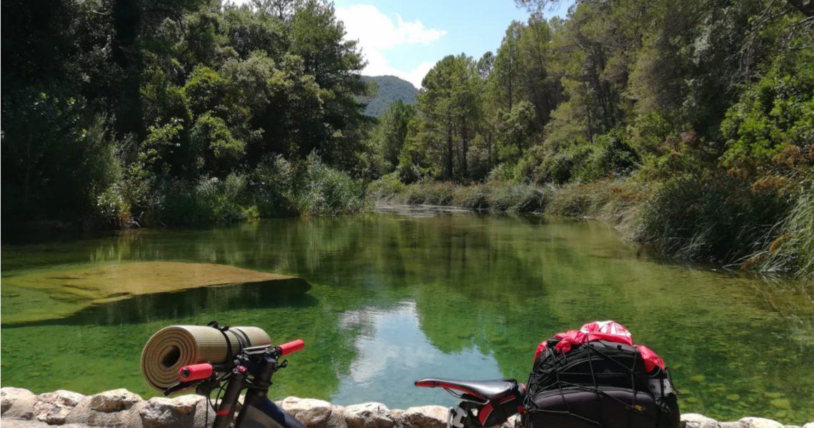 10.300 kilómetros de rutas para caminantes y cicloturistas