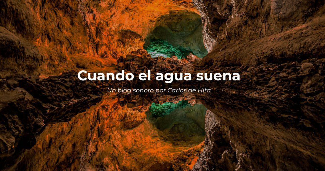En construcción. El agua, la piedra y su eco