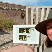 El termómetro planetario bate su récord con 54 grados centígrados de temperatura