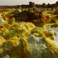 El Desierto de Danakil: un lugar para deleitar tu mirada