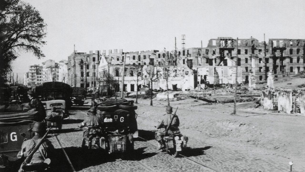 El ejército del Centro Alemán capturó Minsk en 1941 en la Operación Barbarossa | Foto: Shutterstock