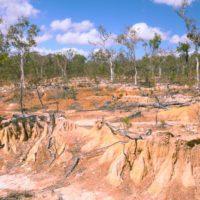 El cambio climático está acelerando la erosión del suelo por el agua