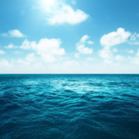 Agua o cielo: el azul de la distancia y la profundidad