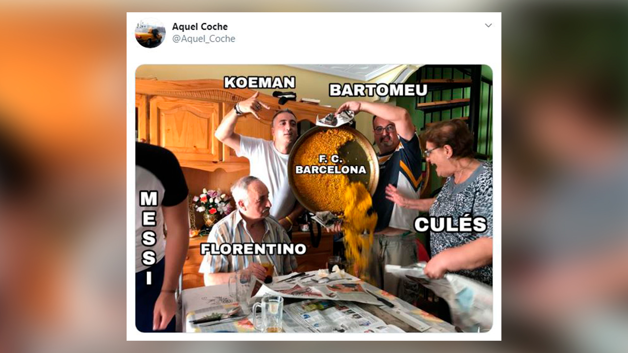 Leo Messi vs FC Barcelona