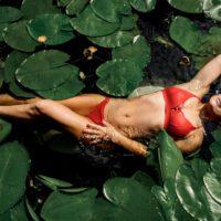 Piscinas naturalizadas: nadar entre nenúfares es posible