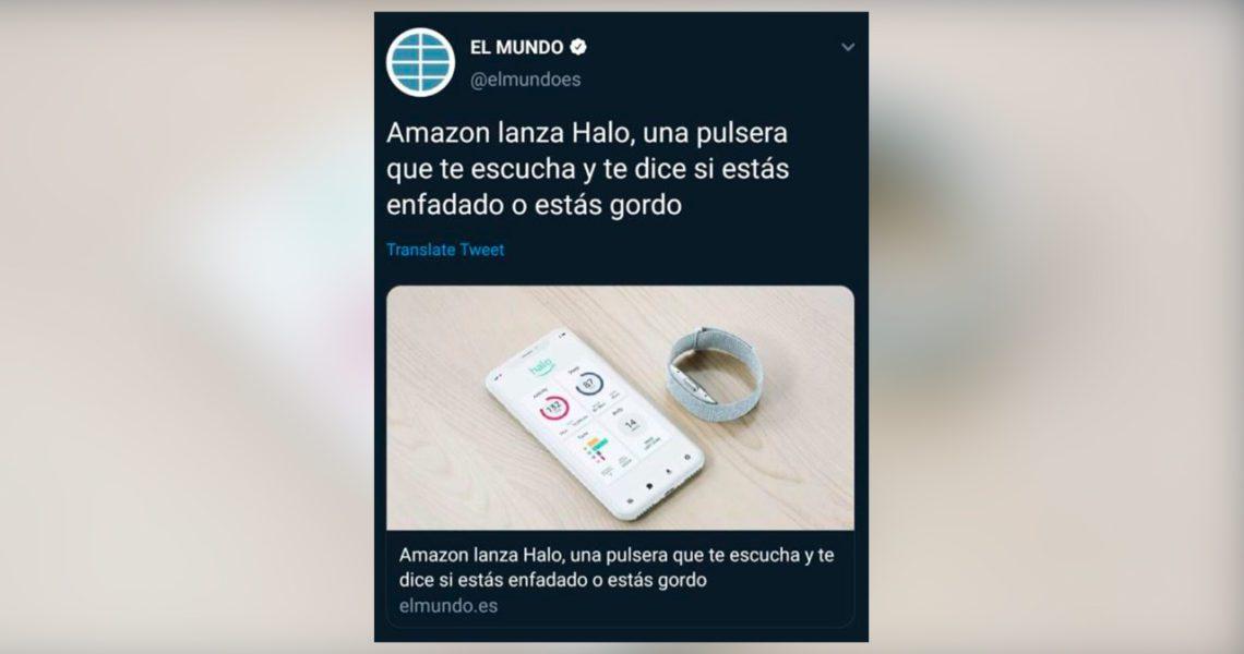 Qué considerado Amazon