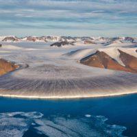 El hielo en Groenlandia retrocede hasta el punto de no retorno