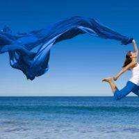 Espacios azules: el secreto de la salud física y mental