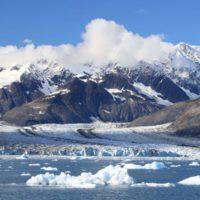 La extensión del hielo del mar de Bering, en mínimos de 5.500 años