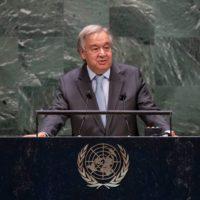 Clima y coronavirus, las prioridades de 2021 para la ONU