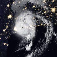 La fuerza del huracán Laura evidencia el cambio climático