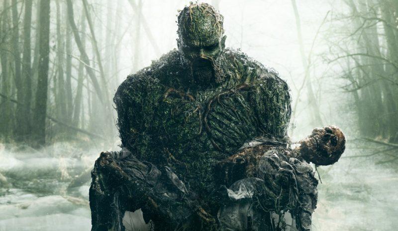 'Swamp Thing' (La cosa del pantano): El peligro de los vertidos tóxicos