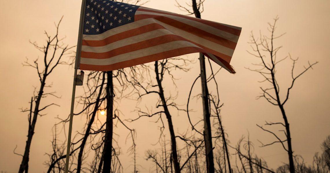 Sequía y fuego: se adelanta el calvario en la Costa Oeste