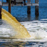 Las aguas residuales amenazan la famosa costa de Miami