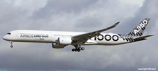 Airbus A350, un ejemplo de cooperación industrial de países europeos. En este ca-so, Francia, Alemania, Reino Unido y España