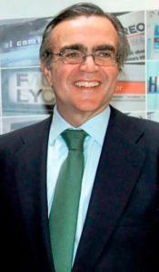 Diego Alcázar, XI Marqués de la Ro-mana, Director del Instituto de Empre-sa, en Madrid, y de la nueva Universi-dad en altura de la antigua Ciudad De-portiva del Real Madrid