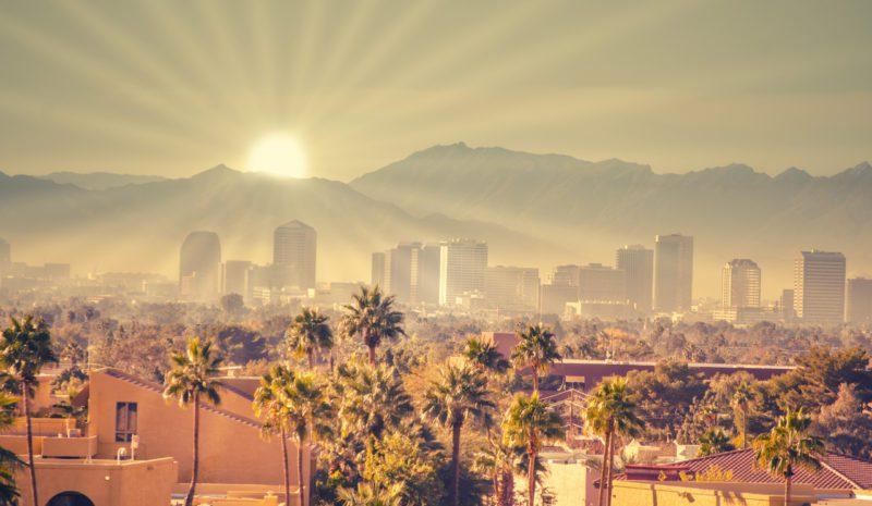 Arizona, frente a la desertificación y el calor infernal