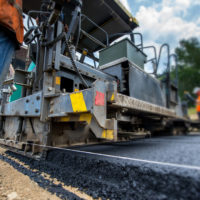El asfalto contribuye a la contaminación del aire sobre todo en verano