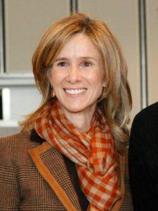 Cristina Garmedia, ex ministra, actual Presidenta de Cotec