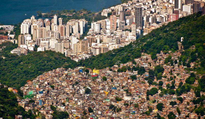 La desigualdad económica potencia la crisis climática