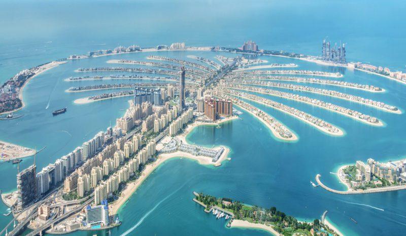 Urbanizar el mar, un último paso en la 'conquista' del planeta