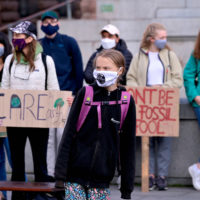 La ONU urge a acelerar en clima mientras los jóvenes del mundo salen a la calle