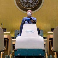 La ONU busca relanzar la acción climática en una Asamblea General marcada por la COVID