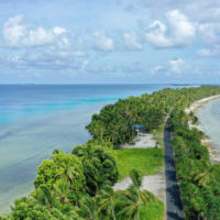 Las pequeñas islas del Pacífico se unen por la acción climática