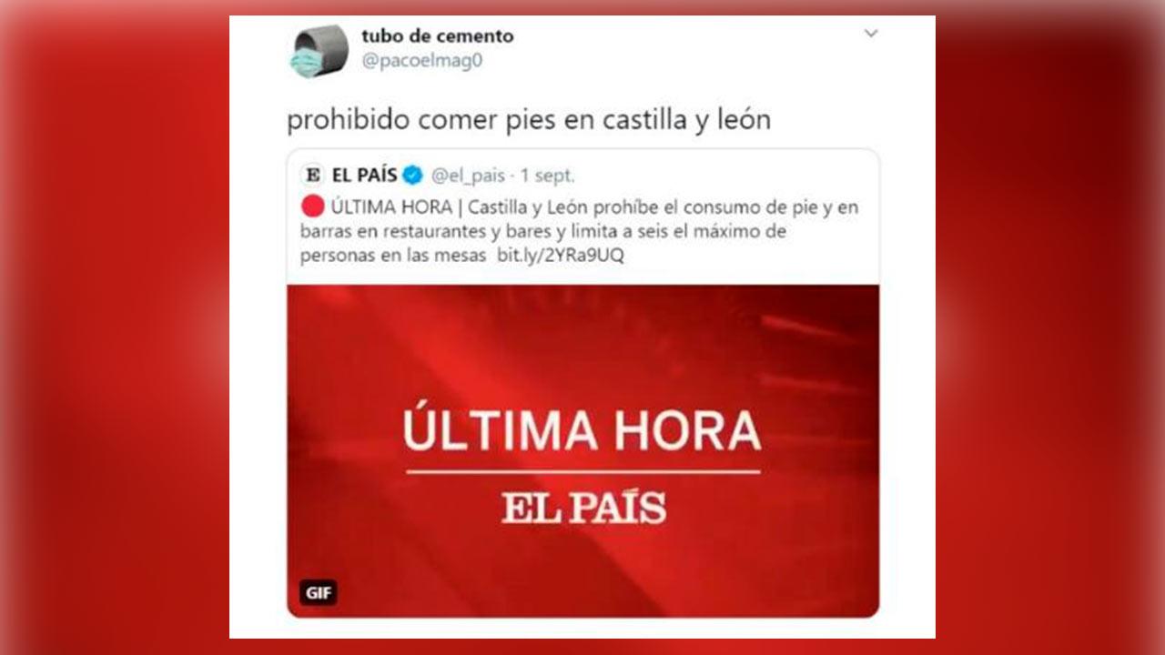 Se endurecen las medidas en Castilla y León…