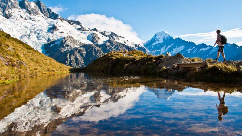 Nueva Zelanda, primer país del mundo en exigir informes de riesgo climático