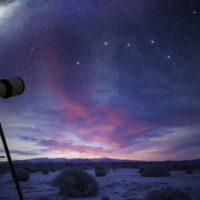 El cambio climático altera las observaciones astronómicas