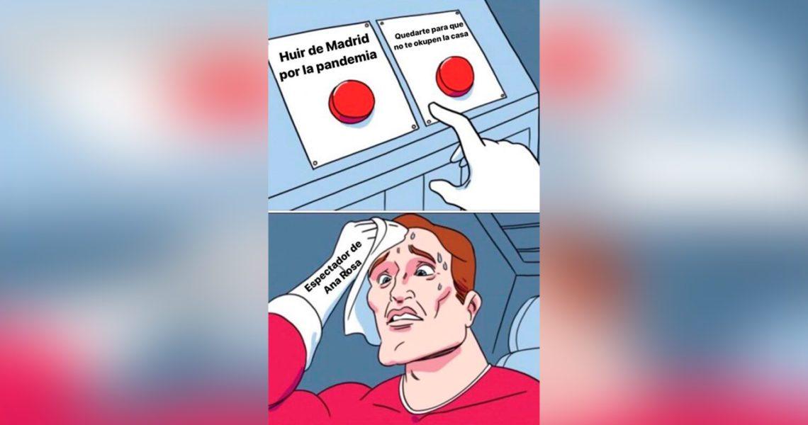El gran dilema de los madrileños