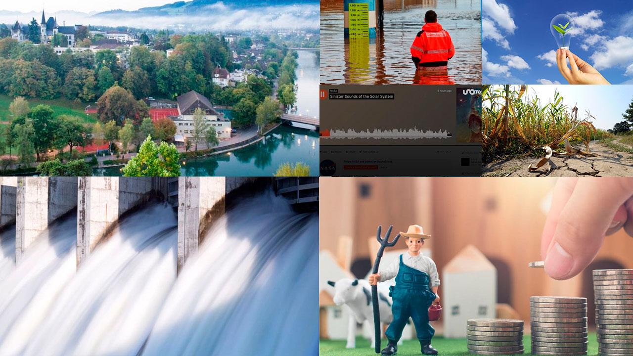 El agua, elemento clave en la estrategia global frente a la COVID