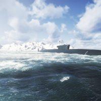 El peligro radiactivo de los submarinos rusos hundidos