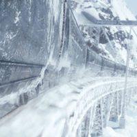 'Snowpiercer', el último tren frente al cambio climático