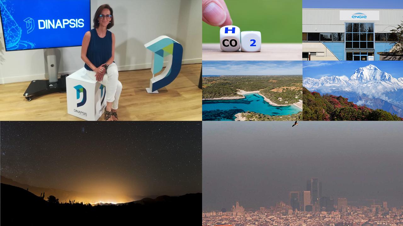 Dinapsis Región de Murcia, tecnología puntera para la transformación digital del agua