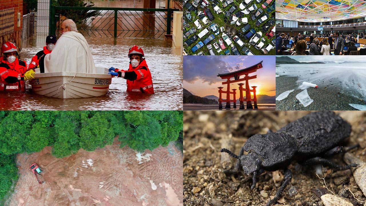 Inundaciones: no toda la culpa es del cambio climático