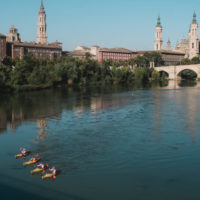La subida del nivel del mar amenaza al río Ebro