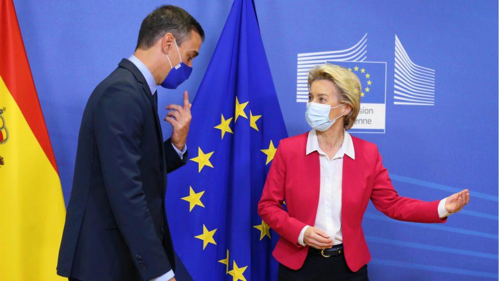 fondos europeos, fondo de recuperación