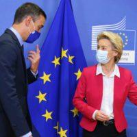 España quiere renunciar por ahora a la mitad de los fondos europeos de recuperación