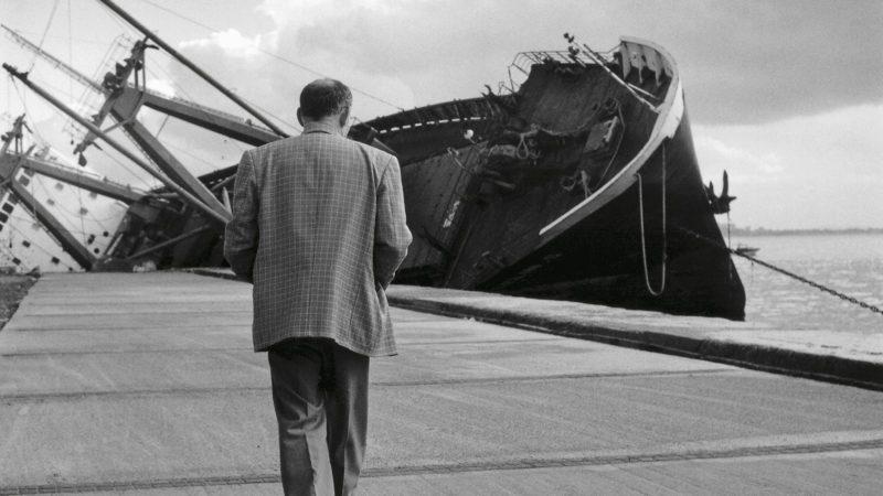 Frontera, geografía y memoria en las fotografías de Juan Valbuena