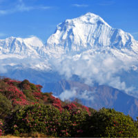 El polvo desértico aumenta el deshielo del Himalaya