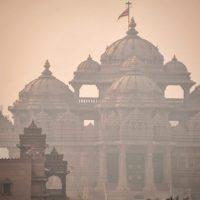 La contaminación vuelve a Nueva Delhi